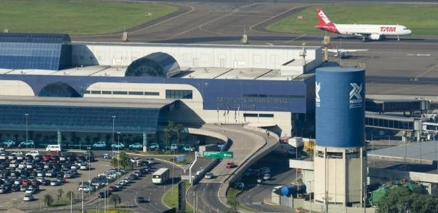 Aeroporto Internacional Salgado Filho, Porto Alegre RS.