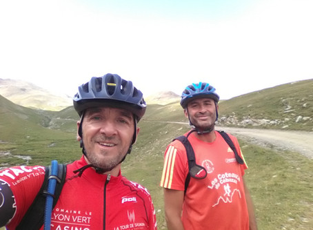 Hautes-Alpes, VTT et copains #2