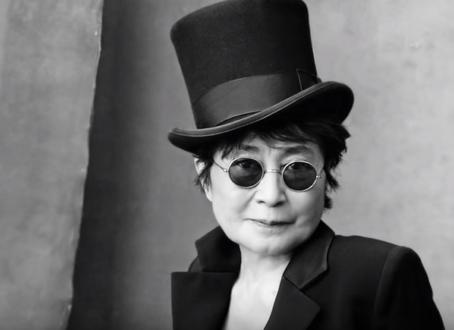 Yoko Ono anuncia un nuevo disco a sus 85 años de edad