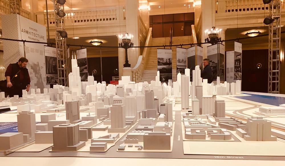 replica of Chicago