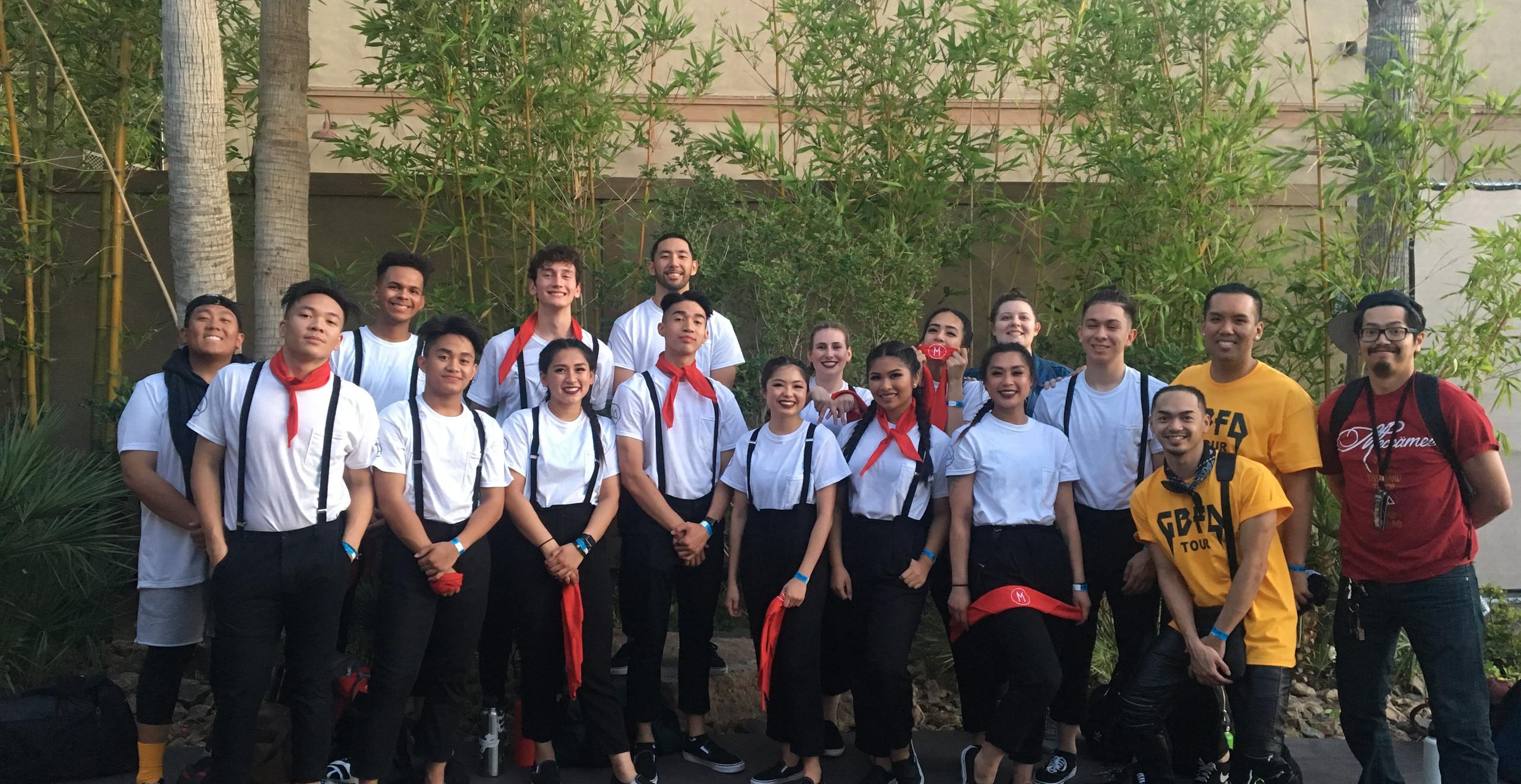 Prelude Las Vegas May 2018