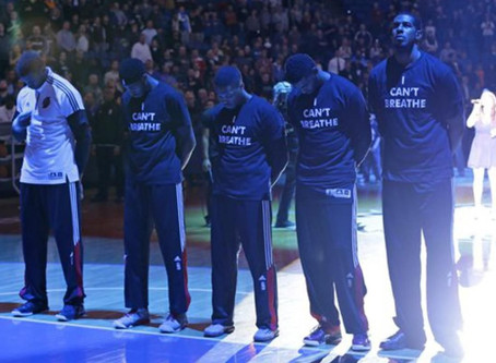 Ted's Basketball Talk: Black Lives Matter and The NBA Season