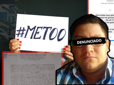 Acosador sexual es DENUNCIADO ante el Ministerio Público de Chicomuselo