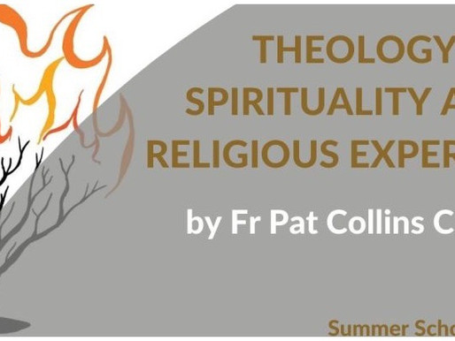 Online Summer School 'Theology, Spirituality and Religious Experience'