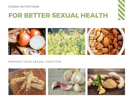 Natural Foods To Battle Erectile Dysfunction