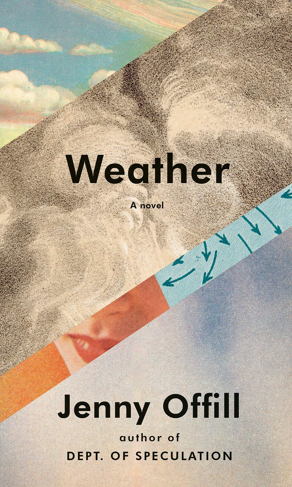 WEATHER by Jenny Offill : the book slut book reviews thebookslut