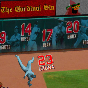 The Cardinal Sin: Cardinals To Retire Marcel Ozuna's Number