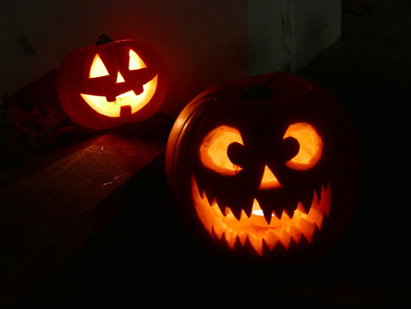 Halloween – Simple steps for a spooky low carb Halloween for all the family!