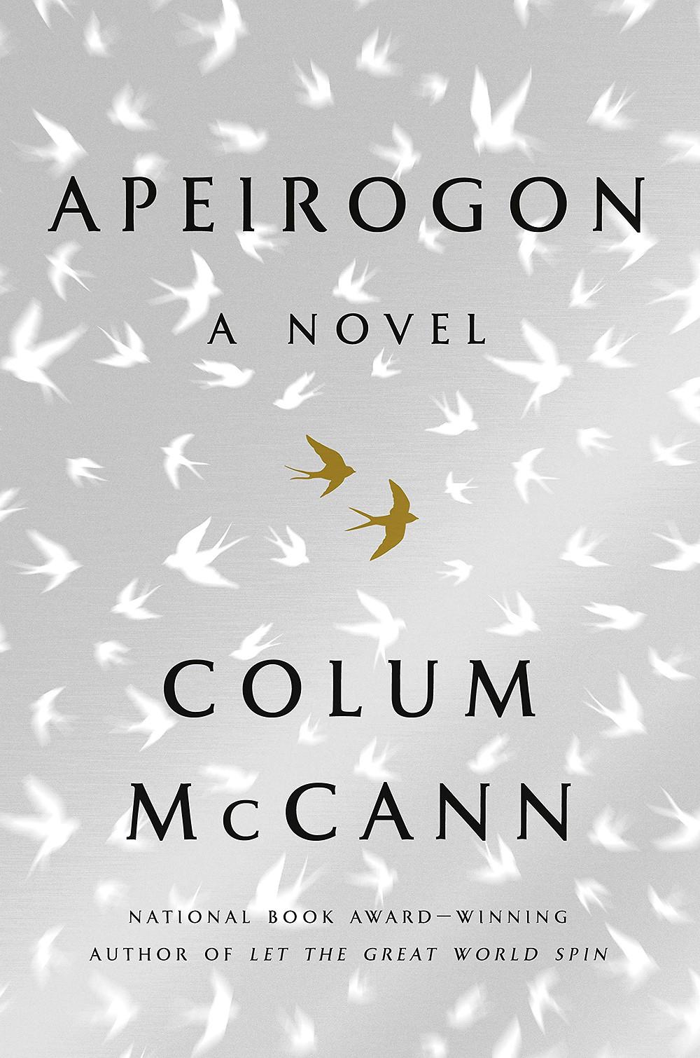 APEIROGON by Colum McCann : the book slut book reviews thebookslut
