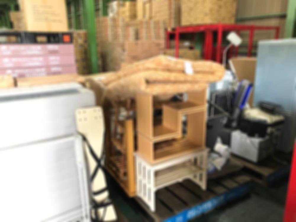 引越し時の不用品回収処分をサービス