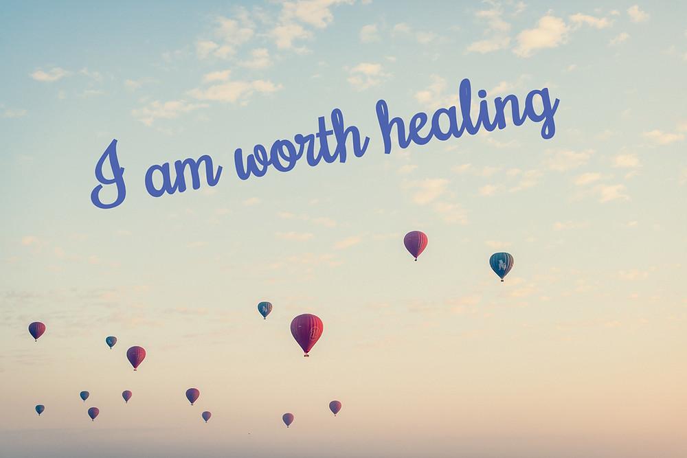 Mental Health Blog Positive Affirmations