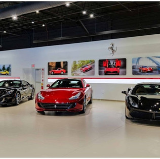 TIPS in designing THE LUXURY CAR SHOWROOM