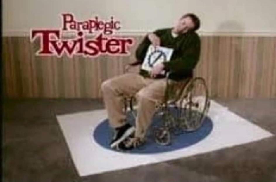 Paraplegic Twister