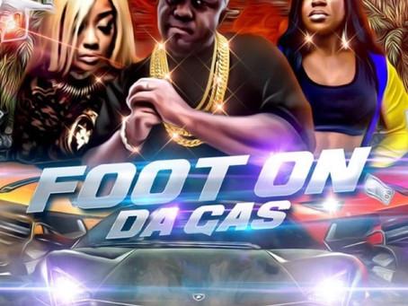 JLC x Piranha x Jaybang - Foot On Da Gas (Single)