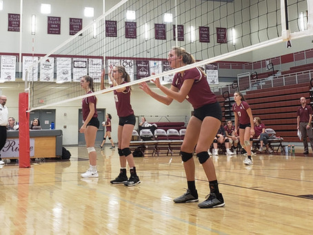 Lady Wildcats Bounce Campbell County in Straight Sets