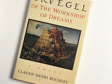 Review of Bruegel or The Workshop of Dreams by Claude-Henri Rocquet