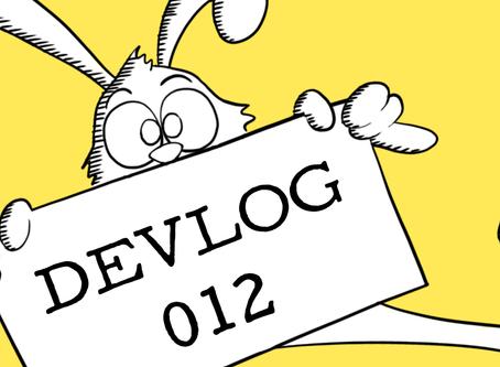 Devlog 12 - Quick Space Game Update