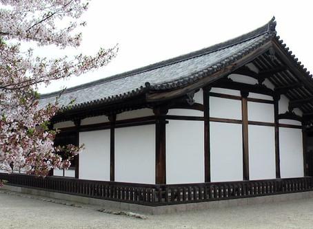 The Basics of Japanese  Architecture~Buddhist Temple~