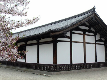 The Basics of Japanese  Architecture~Buddhist Temple~
