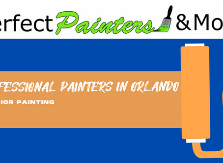 Professional Painters in Orlando – Interior Painting