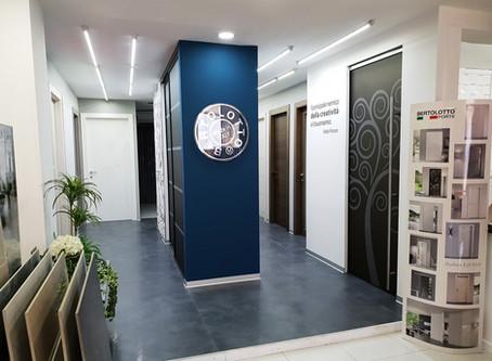 Restyling esposizione Porte Bertolotto