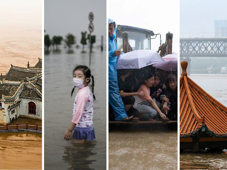 China flooding.....
