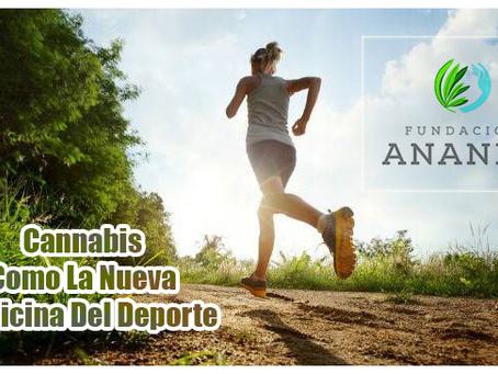 Cannabis como la nueva medicina del deporte