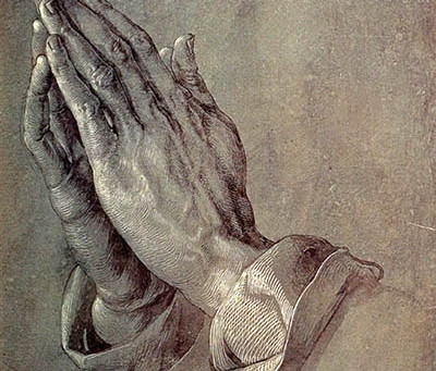 The Story of the Praying Hands Painting