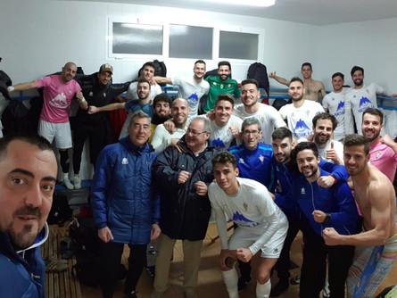 El Villarrobledo consigue un gran triunfo en Villacañas tras una segunda mitad muy seria