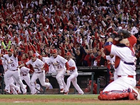 The Cardinals Return to Arlington