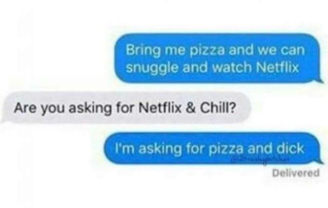 Funny Netflix Chill Memes