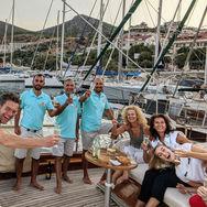 Genuine hospitality - welcome onboard