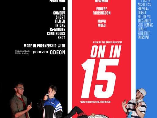 On In 15 short film review