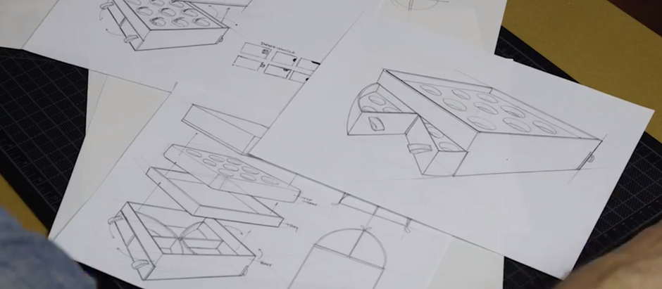 Skillshare (Packaging Design: Sketching Concepts That Surprise and Delight)