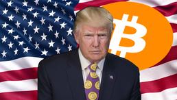 President Trump Might Ban Bitcoin