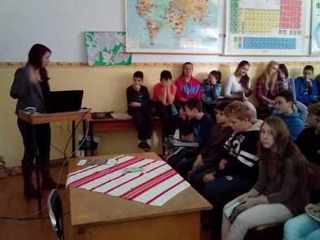Lehoczki Nóra, volt diákunk utiélmény beszámolója (2016.)