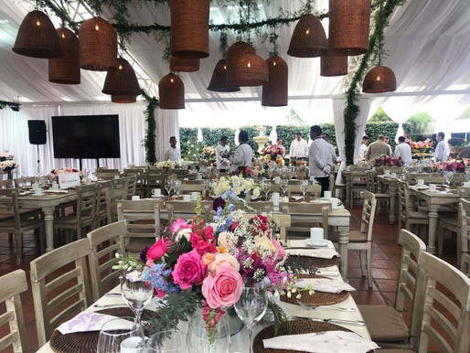 Proflora 2019 Held in Bogotá, Princess Japanese Garden Rose Wins Award
