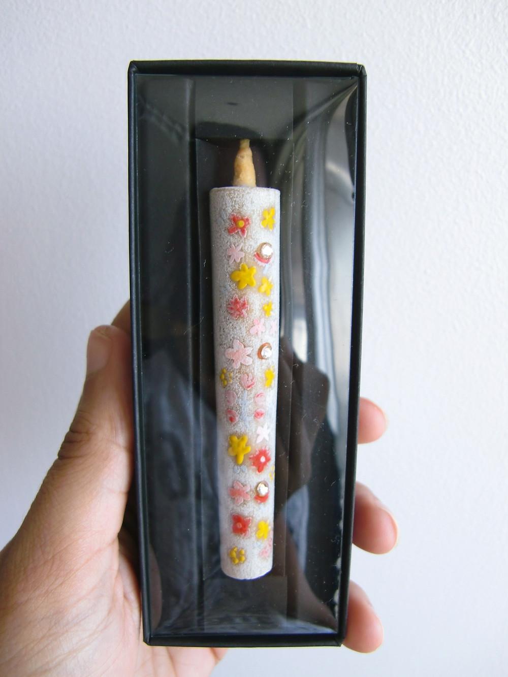 松井和蝋燭 Vegan Japanese Candle