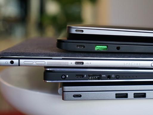 Разбираемся в терминах ноутбук, ультрабук, нетбук, лэптоп и воркстейшн.