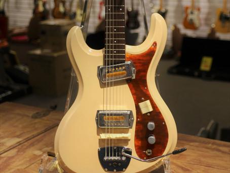Begagnad Guyatone LG50 från 1967, 7999:-