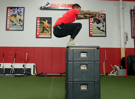 4 Ways to Develop Explosive Power in Athletes