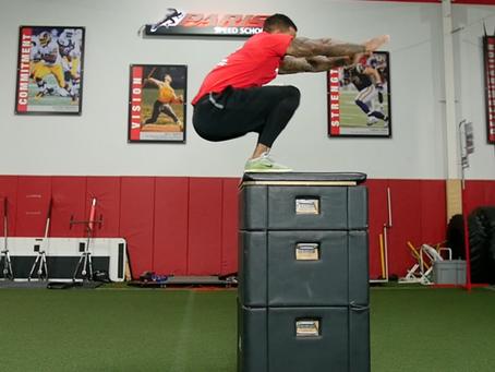 4 Ways to Develop Explosive Power in Athletes
