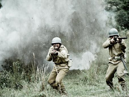 Série retrata os 3 heróis brasileiros da Segunda Guerra mundial