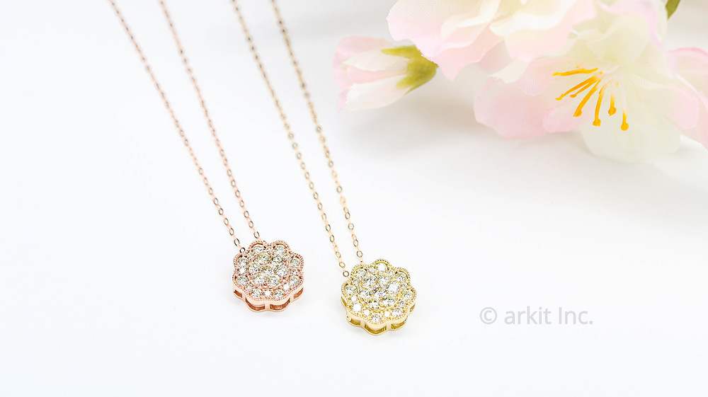 Jewelry photography | ARKIT Inc.