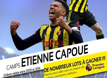 Inscris-toi au camp Etienne Capoue !