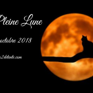 La Pleine Lune du 24 octobre 2018