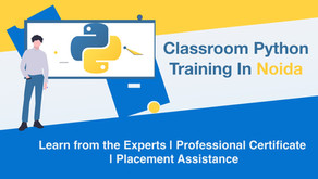 Python Training for Absolute Beginners in Noida