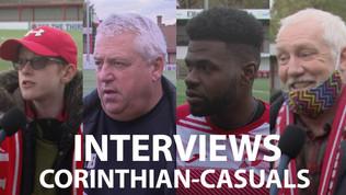 Interviews - Corinthian-Casuals
