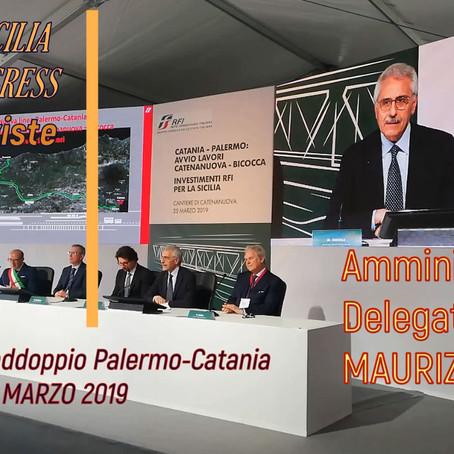 RADDOPPIO CATANIA-PALERMO, LA NOSTRA INTERVISTA ALL'A.D. DI RFI MAURIZIO GENTILE
