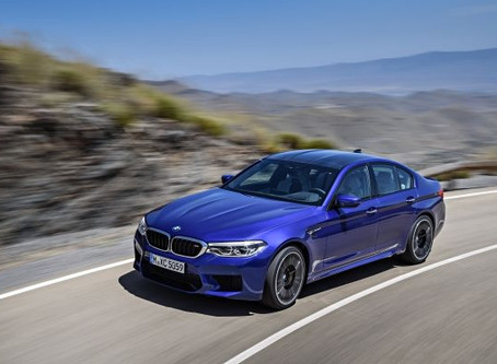Reviewed: BMW M5 (F90)